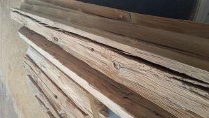 otryskané dřevo 1