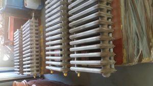 litinové radiátory, povrchová úprava, tryskání, pískování, lakování